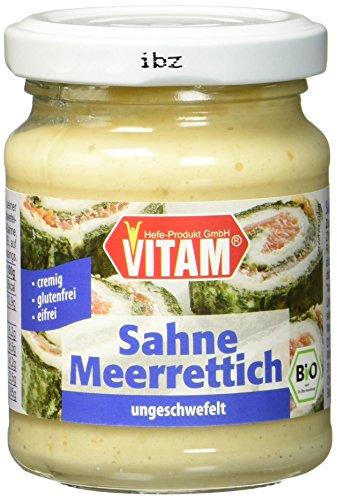 VITAM Sahne-Meerrettich, 6er Pack (6 x 115 g)
