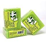 Natürliche Seife mit Teebaumöl – 3x 100 gr. - Vorteilspack