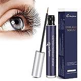 MayBeau Wimpernserum Augenbrauenserum mit Natürlichen Zutaten Eyelash Growth Serum für Stärkeres...