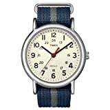 TIMEX Weekender - Reloj de pulsera azul/gris