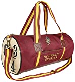 Groovy Sac fourre-Tout Harry Potter Poudlard Express 9 & 3/4, Polyester, Rouge, Taille M