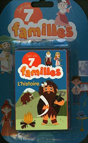 Jeu de 7 familles : L'histoire - Dès 5 ans