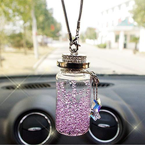 DBDCH Wish Bottle hanger voor in de auto, briljant, diamant, hanger, aanhanger, autoaccessoires