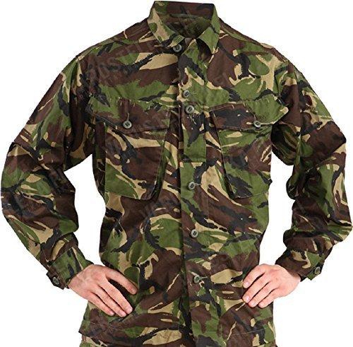 Sconosciuto British Army Issue Soldato 95Emissione Luce Combat Jacket/Camicia, X.LRG