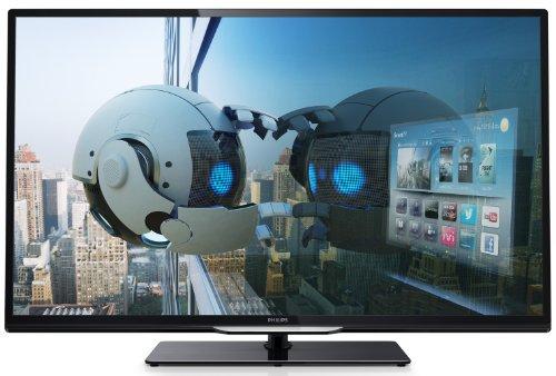 Philips 42PFL4208K/12 107 cm (42 Zoll) Fernseher (Full HD, Triple Tuner, Smart TV)