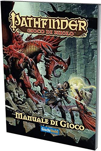 Giochi Uniti Pathfinder: Il Gioco di Ruolo, Multicolore, GU3004 1