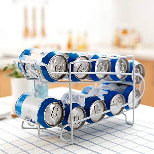 BRTTHYE Keuken levert opbergdoos bierdoos opslagrek koelkast opslag ijzeren rek