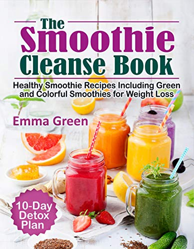 The Smoothie Cleanse Book by Emma Green ebook deal