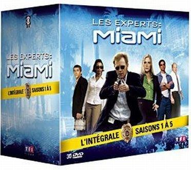 Les experts miami, saisons 1 a 5