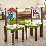 Fantasy Fields Kinder Enchanted Woodland Holz-Stuhl-Set (ohne Tisch) TD-11740A
