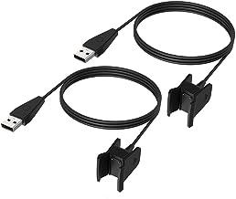 Cargadores con Fitbit Alta HR Cable, Cargador USB de reemplazo Cable de Carga Base adaptadora Cable Adaptador para Fitbit Alta HR Pulsera de Fitness (Compatible con Fitbit Alta HR)