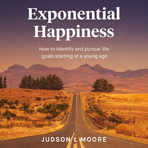 Exponential Happiness audiobook cover art
