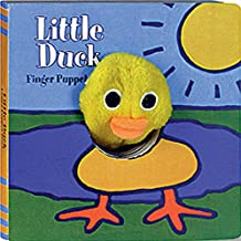 Little Duck: Finger Puppet Book: (Finger Puppet Book for Toddlers and Babies, Baby Books for First Year, Animal Finger Puppets) (Little Finger Puppet Board Books)