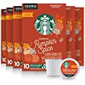 60-Count Starbucks Flavored K-Cup Coffee Pods (Pumpkin Spice)