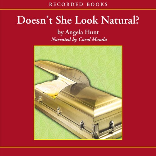Doesn't She Look Natural audiobook cover art