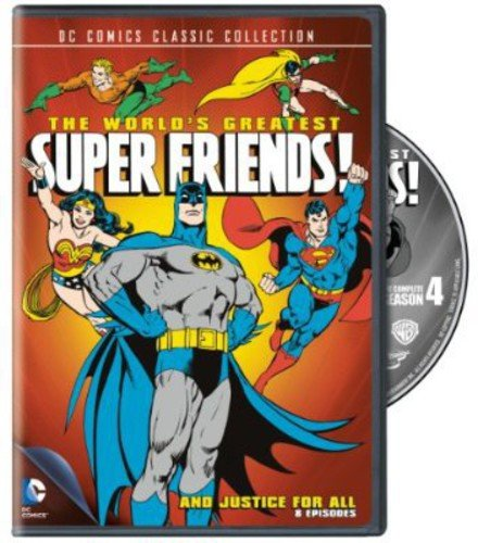 The World's Greatest Super Friends!
