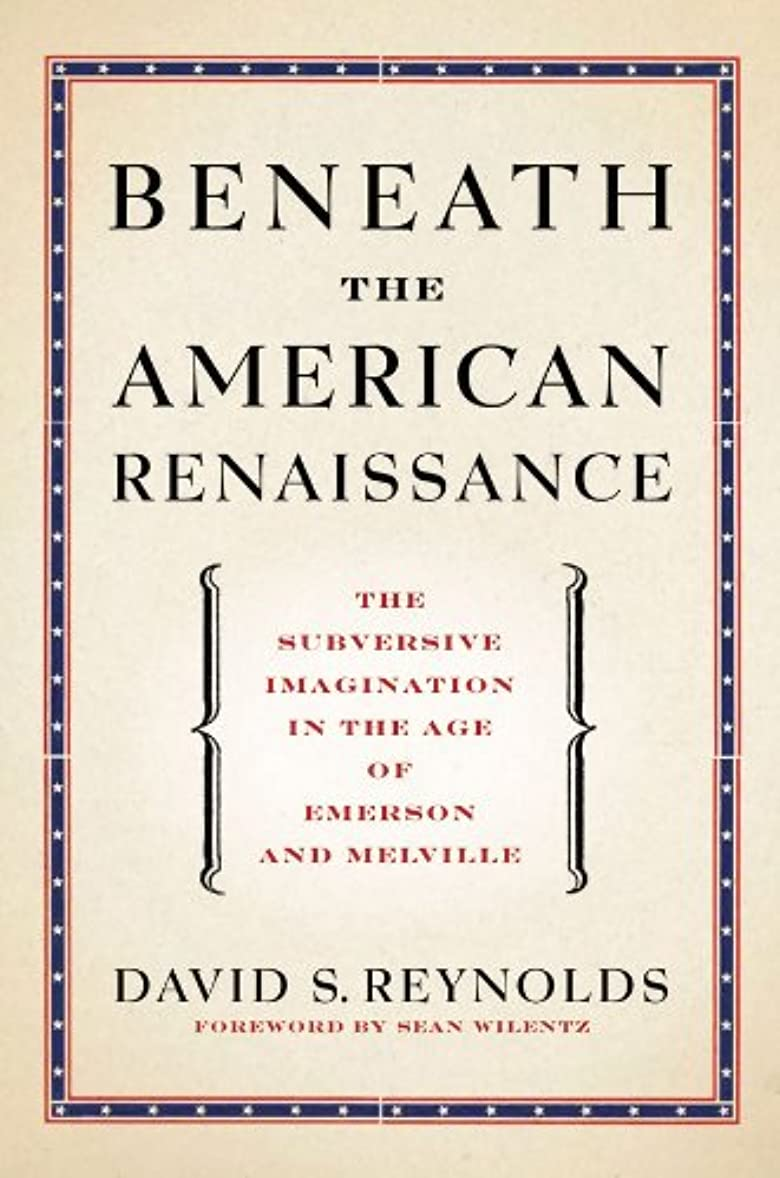 皮肉郵便局長々とBeneath the American Renaissance: The Subversive Imagination in the Age of Emerson and Melville (English Edition)