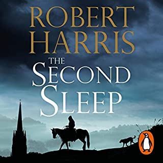 The Second Sleep cover art