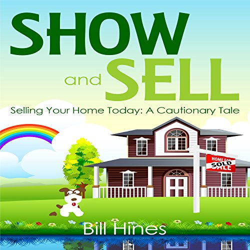 Show and Sell audiobook cover art