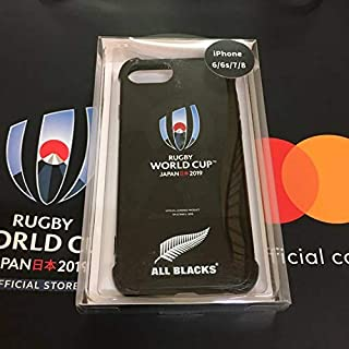 オールブラックス ALL BLACKS ラグビーワールドカップ2019(TM) 公式ライセンス iPhone ケース 6/6S/7/8 IC199
