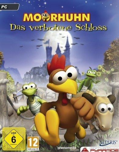 Moorhuhn - Das verlorene Schloss [PC Steam Code]