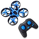 RCtown Mini Drone for Kids and Beginners, 2.4GHz 4CH Remote Control Nano Quadcopter...