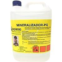 Mineralizador para paredes. Evita humedades por capilaridad. Envase 5 Litros.