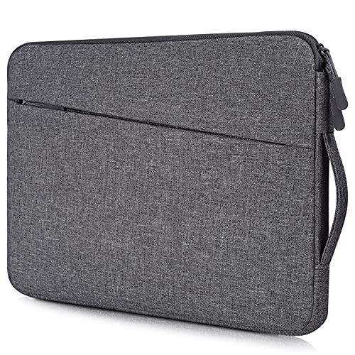 Laptoptasche für Acer Predator 17, HP Envy 17/Pavilion 17/OMEN 17.3, Dell Inspiron 17/Dell G3 G7 17.3, Lenovo L340 17.3, ASUS ROG, MSI GS75 GF75 17.3, Grau