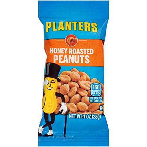 planters roasted honey peanuts - 8