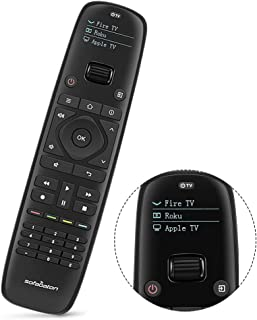 SofaBaton U1 Universal Remote with OLED Display and Smartphone APP, All in One Universal..