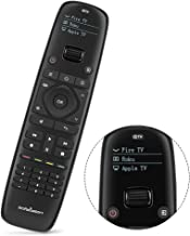 SofaBaton U1 Remote Control with OLED Display and Smartphone APP, All in One Universal Remote Control for up to 15 Entertainment Devices, Compatible with Smart TVs/DVD/STB/Projector so on