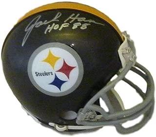 Jack Ham Autographed Mini Helmet - HOF 11541 - JSA Certified - Autographed NFL Mini Helmets