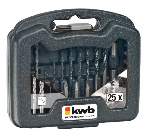 kwb 109025 Power Box, 25-teilig