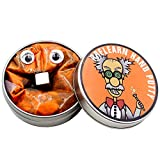 Pitcircle 120g Magnetic Putty Magic Slime Putty Toys Stress Relief with Iron Slime and Monster Eyes for Kids & Adults Gold