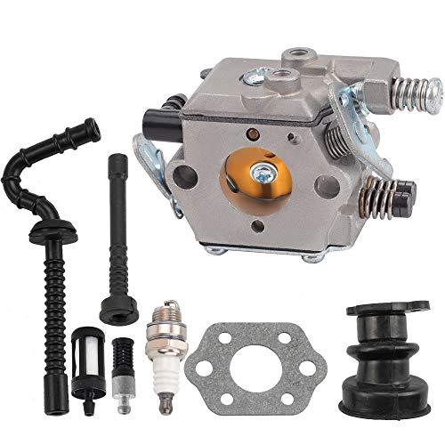 BQBS MS250 Vergaser Kit für Stihl 021 023 025 MS210 MS230 Kettensäge Walbro WT286 WT-286 1123-120-0603- Schiff aus Deutschland