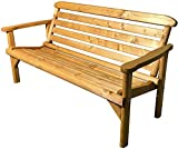 Anchorfast Simply Wood Ceremony Plus 5Ft (3 Seater) Wooden Garden Bench - !!! SALE !!!