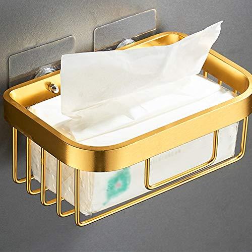 Toilettenpapierhalter - stapelfreies Badezimmer-Toilettenpapierfach für die Wandmontage Toilettenzubehör (Color : C)