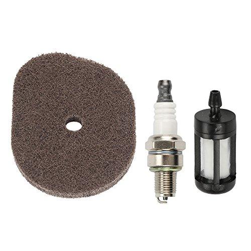 Harbot Air Filter + Spark Plug + Fuel Filter for STIHL FS40 FS50 FS56 FC56 FC70 FS70 KM56 Trimmer