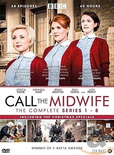 Call the Midwife box 1-8