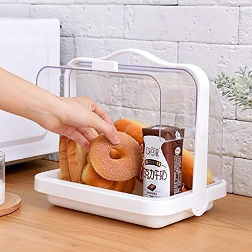 Kitchen Brood Opslag Box, Plastic EHBO Geneeskunde Opbergdoos Cosmetische Organisator Multifunctionele Flip Medicine Brood Dozen