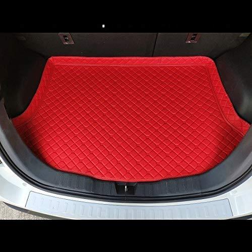 Maletero del coche esteras Fit for BMW F10 F11 F15 F16 F20 F25 F30 F34 E60 E70 E90 1 3 4 5 7 Series GT X1 X3 alfombra X4 X5 X6 Z4, esteras tronco de coche Dedicated Forro de maletero Cargo Mat Liner