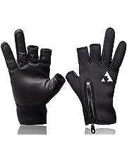 L.A.Y スポーツ フィッシング グローブ 釣り 手袋(ジギング エギング シーバス フライ トローリング対応)【Angler Grip (アングラーグリップ)】