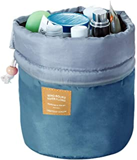 YJYDADA Women Rhombus Pattern Bag Travel Cosmetic Bag Makeup Case Pouch Toiletry Best