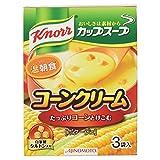 味の素 クノール カップスープ コーンクリーム 3袋入