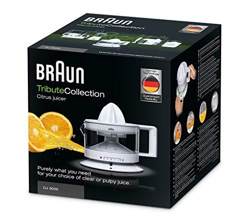 Braun Tribute Collection CJ 3000 E-Zitruspresse Bild 3*
