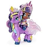 Hatchimals Pixies Riders Moonlight MIA Pixie und Unicornix 6059380 - Figuras coleccionables y Criaturas fabulosas para Montar en Bicicleta y Muchas sorpresas