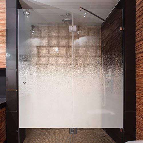 Solar Screen 5,91€/m² Milchglasfolie Sichtschutzfolie Perla 152cm Breite Laufmeterware Fensterfolie Selbstklebend Folie Dekofolie Milchglas