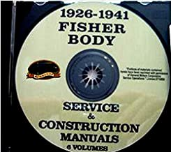 BUICK FISHER BODY GM FACTORY REPAIR SHOP MANUAL on CD For Years 1926 1927 1928 1929 1930 1931 1932 1933 1934 1935 1936 1937 1938 1939 1940 1941 - INCLUDES Welding, Soldering, Hardware, Leaks, Locks, Deck, Pillars, Braces, Upholtery and much more