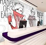 Fototapete 3D Fashion Shopping Poster Wandmalereien
