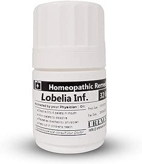 Lobelia INFLATA 1M Homeopathic Remedy in 32 Gram